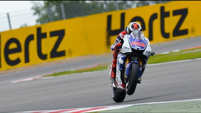 Ennesima vittoria per Jorge Lorenzo a Silverstone