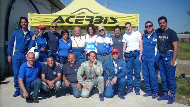 HMRDS: La gara di regolarità va a Santopadre