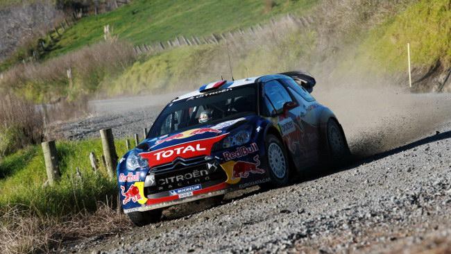 Nuova Zelanda, PS15: Loeb sempre in testa
