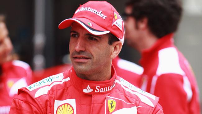 Test aerodinamico ad Idiada per la Ferrari