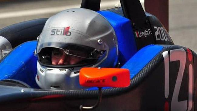 Longhi si gode l'esordio vincente in F2000 Light