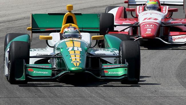 La Lotus valuta i primi upgrade di motore a Mid-Ohio
