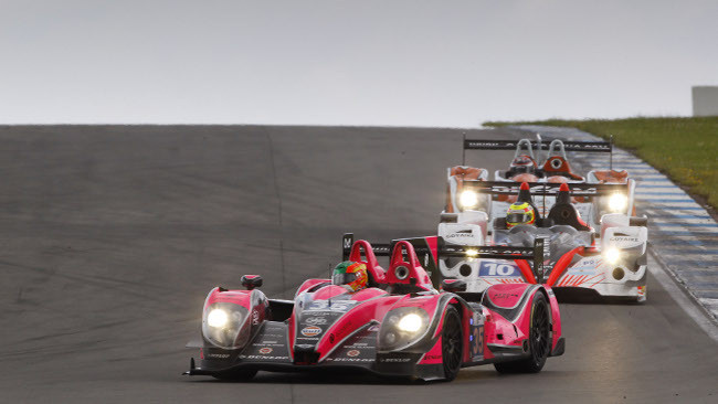 Donington, Gara: la OAK  trionfa. IMSA vince in GTE-Am