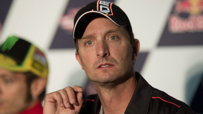 Colin Edwards su una ART-Aprilia da Indianapolis?