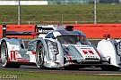 L'Audi festeggia vittoria e titolo a Silverstone