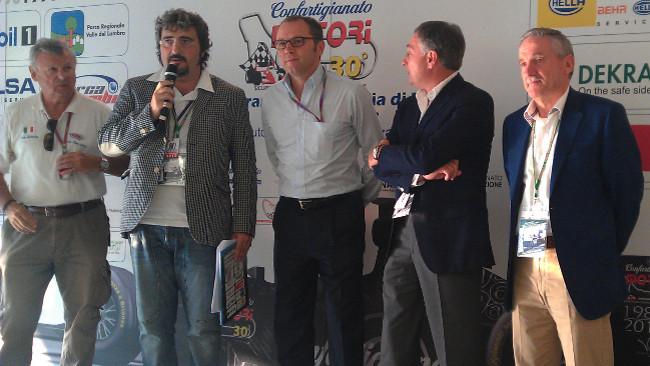 La HMRDS al 30° Premio Confartigianato Motori