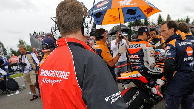 Bridgestone conferma le mescole 2011 per Misano
