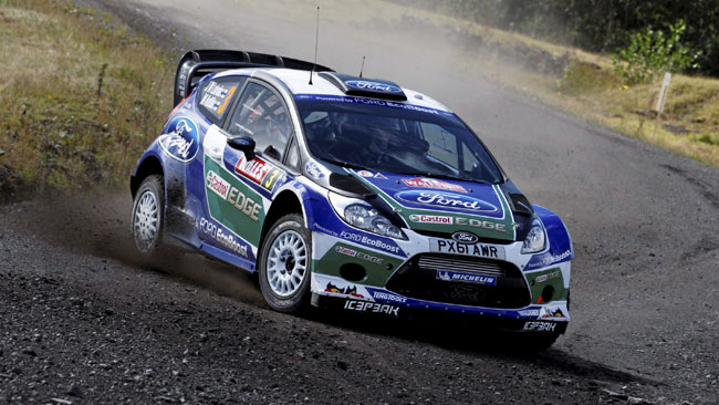 Galles, PS4: Latvala prova ad allungare