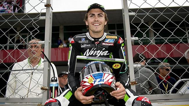 Ufficiale: la Kawasaki conferma Loris Baz per il 2013