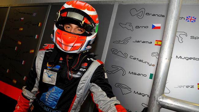 Niccolò Schirò incontenibile in gara 1 a Monza!