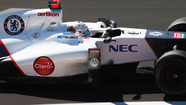 La Telmex conferma il suo appoggio alla Sauber