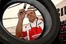 Bridgestone: una mescola solo per le CRT nel 2013