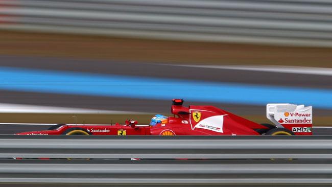 La Ferrari cerca l'uscita dal (wind) tunnel
