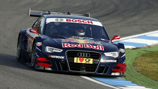Ekstrom porta davanti l'Audi nelle Libere 2