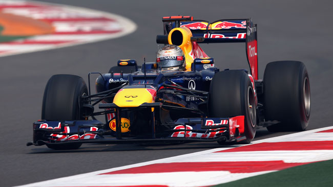 Buddh, Libere 2: due Red Bull e poi Alonso