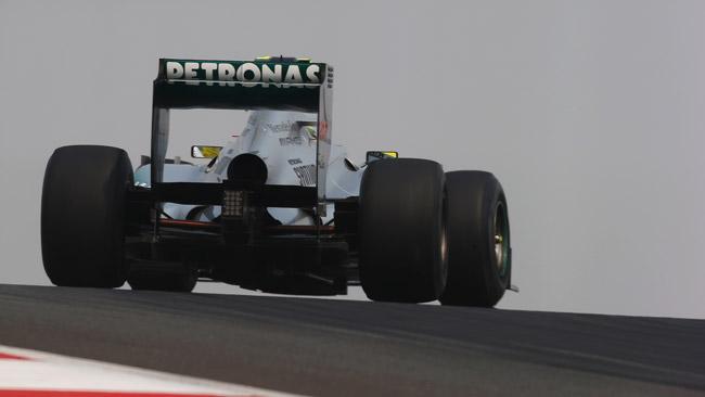 La Mercedes accantona il Super DRS nel 2013?