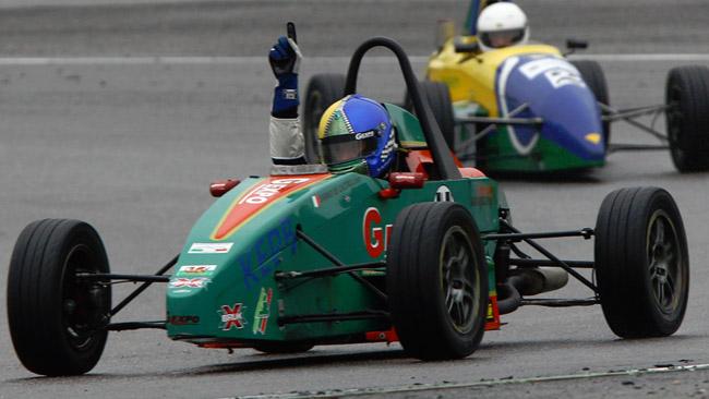 Formula Junior: De Castro fa festa a Franciacorta