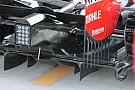 Ferrari: il canale centrale adesso è più piccolo