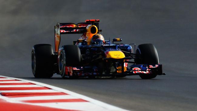 Austin, Libere 3: Vettel non lascia manco le briciole