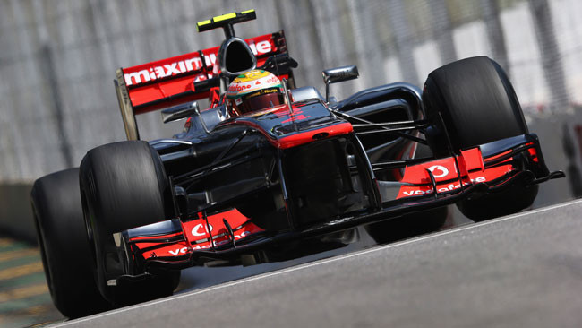 Interlagos, Libere 2: Vettel insegue Hamilton
