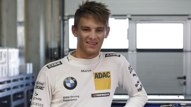La BMW promuove Marco Wittmann titolare