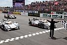 Dal 2013 griglie per somma di tempi nel FIA WEC