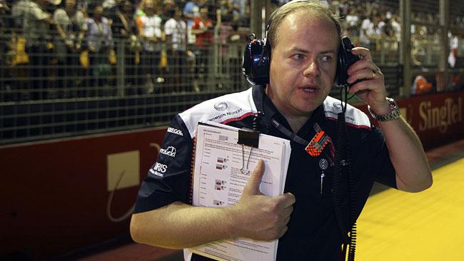 Il capo degli ingegneri Mark Gillan lascia la Williams