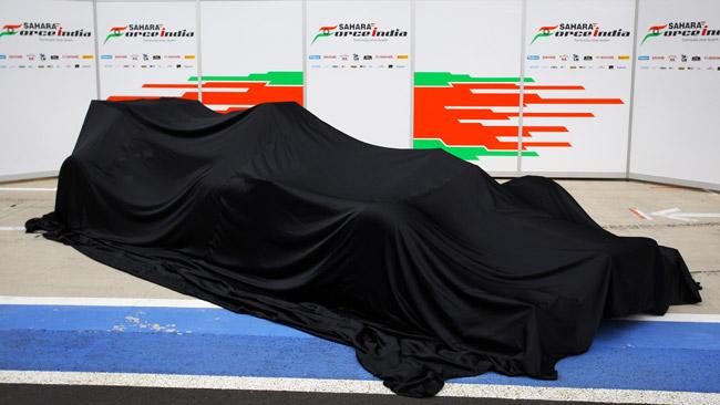 Presentazione fissata l'1 febbraio per la Force India