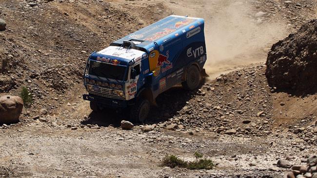 Dakar, 10° Tappa: Karginov esce allo scoperto