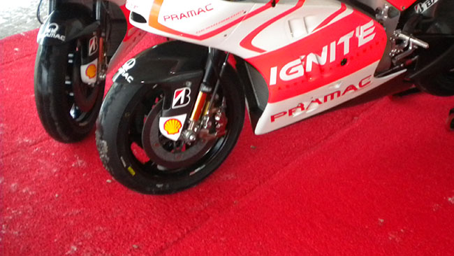 Il Pramac Racing entra nella partnership Ducati-Shell
