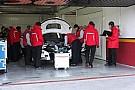 La Honda Civic WTCC prova le modifiche a Valencia