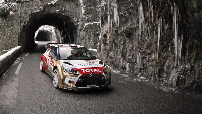 Montecarlo, 3^ tappa: Loeb sempre più solitario