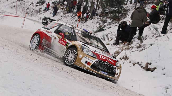 Montecarlo: Cancellate le ultime 2 speciali, vince Loeb