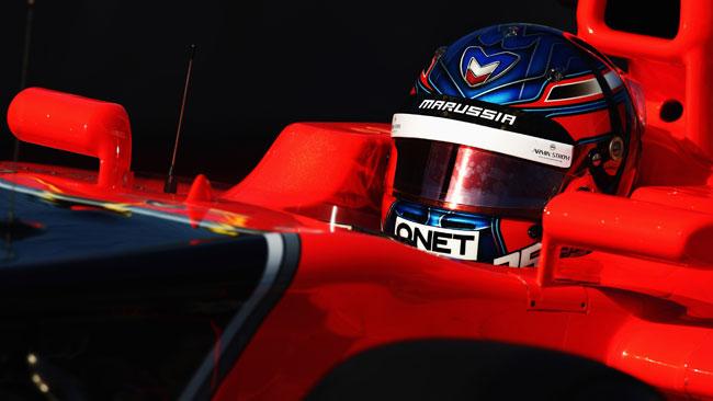 La Marussia si libera di Timo Glock