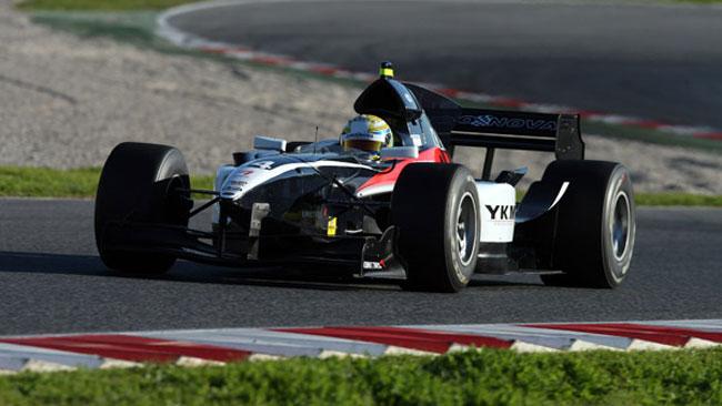 Euronova Racing punta sul giapponese Kimiya Sato