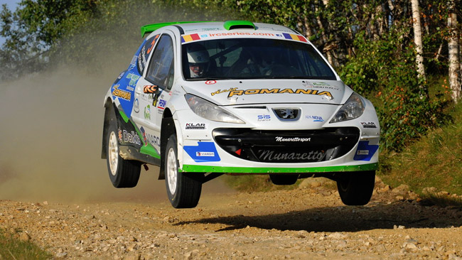 Delecour torna con il Power Car Team in Lettonia