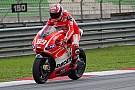 Hayden spinge per portare la Ducati ai test di Austin