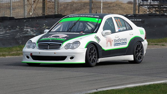 Due Mercedes C200 al via dell'ETCC 2013?