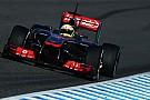 Barcellona, Day 2, Ore 10: Perez lancia la McLaren