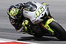 Valentino Rossi costretto ad usare il telaio vecchio