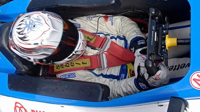 Tanti piloti in pista nei test Marzi Sport al Mugello