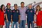 Khairuddin presenta la sua stagione in Malesia