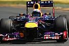 Melbourne, Libere 2: Vettel domina con la Red Bull