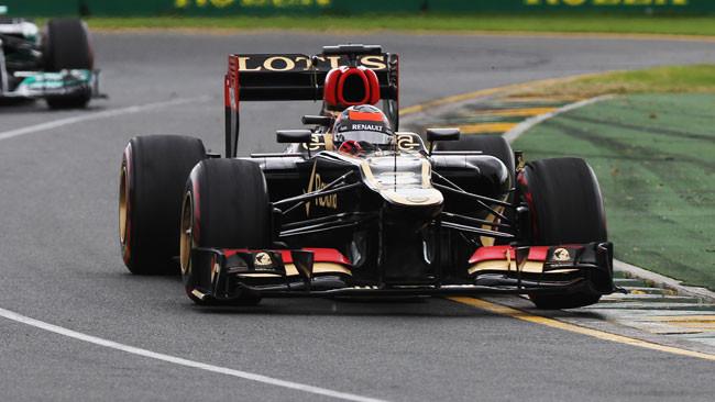 Raikkonen sorpresa di Melbourne, Alonso secondo!