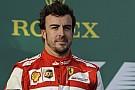 Fernando Alonso festeggia i suoi 200 Gp a Sepang