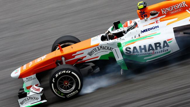 Force India-Mercedes: rinnovata la fornitura dei motori