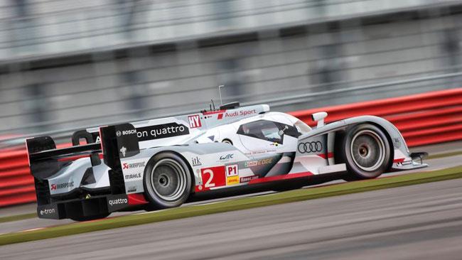 L'Audi domina a Silverstone facendo 1-2