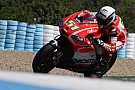 Sensazioni positive per Michele Pirro nei test di Jerez