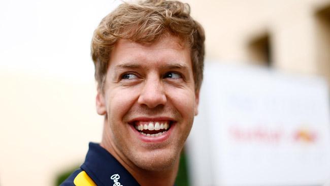 Il cambio di mescole ha un po' stupito Vettel