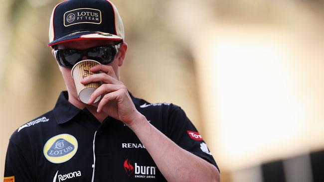 Raikkonen accende il mercato piloti del 2014!